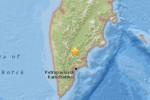 Trzęsienie ziemi - Kamczatka