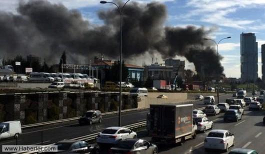 Turcja - Potężny wybuch na placu Sultanahmet w Stambule -3