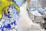 UK - Nad Wyspy nadciąga sztorm Gertruda