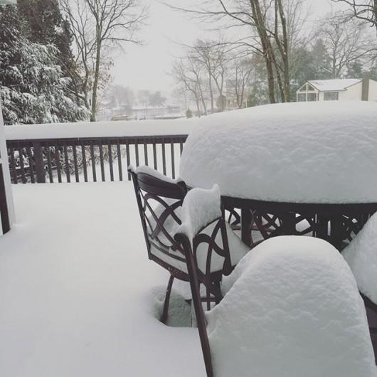 USA - Z powodu śnieżycy ogłoszono stan wyjątkowy w 11 stanach -3