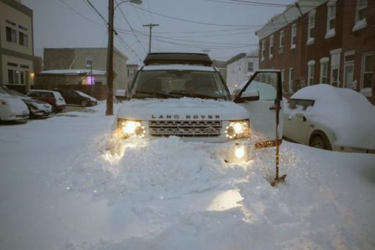 USA - Z powodu śnieżycy ogłoszono stan wyjątkowy w 11 stanach -4