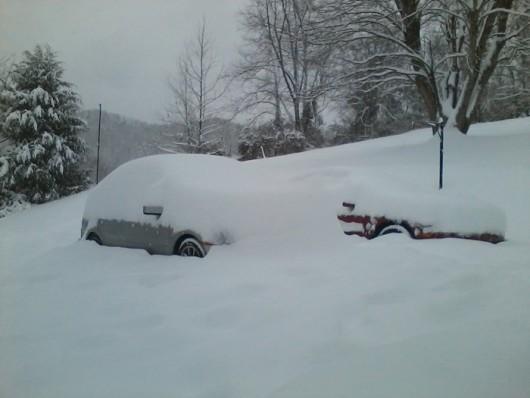 USA - Z powodu śnieżycy ogłoszono stan wyjątkowy w 11 stanach -5