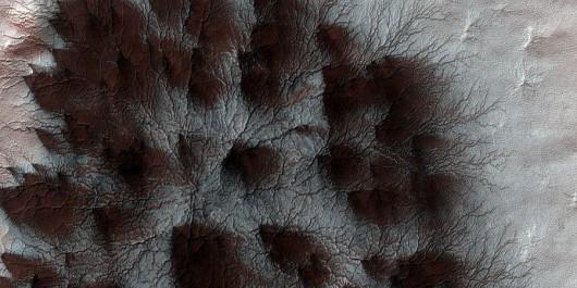 Zdjęcie powierzchni Marsa Foto: /NASA/JPL