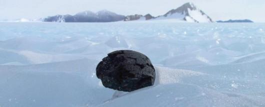 Antarktyda - Pod powierzchnią lodu prawdopodobnie znajduje się warstwa żelaznych meteorytów -2