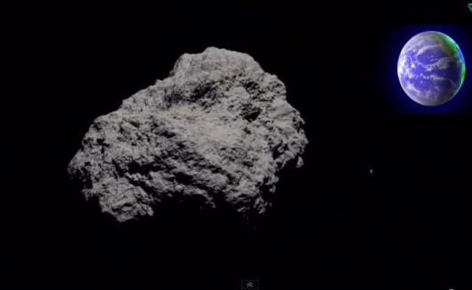 Asteroida 2013 TX68 maksymalnie może zbliżyć się do Ziemi na odległość 17 000 km