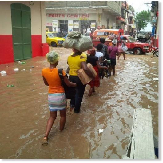 Cordoba, Argentyna - W 12 godzin spadło 320 lmkw deszczu -1