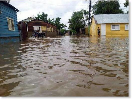 Cordoba, Argentyna - W 12 godzin spadło 320 lmkw deszczu -3