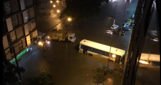 Cordoba, Argentyna - W 12 godzin spadło 320 lmkw deszczu -4