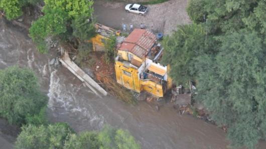 Cordoba, Argentyna - W 12 godzin spadło 320 lmkw deszczu -6