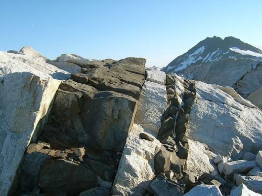 Dajka - formacja skalna Zdjęcie: Wikipedia
