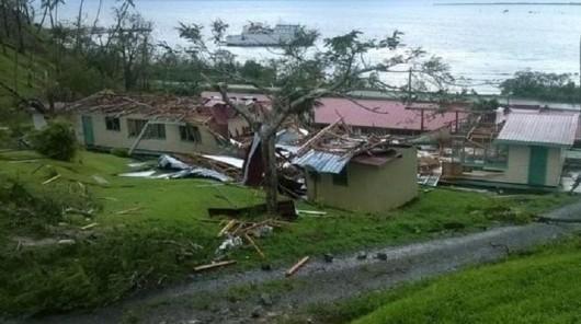 Fidżi - Jeden z najpotężniejszych cyklonów na półkuli południowej zabił co najmniej 5 osób -11