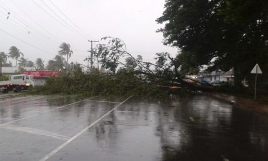 Fidżi - Jeden z najpotężniejszych cyklonów na półkuli południowej zabił co najmniej 5 osób -2