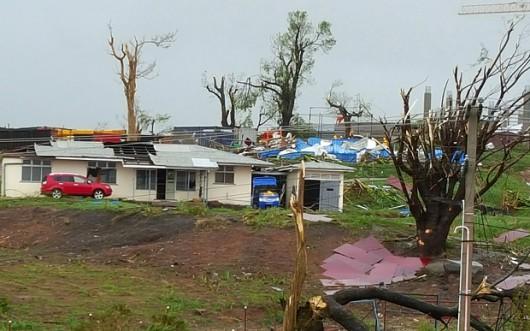 Fidżi - Jeden z najpotężniejszych cyklonów na półkuli południowej zabił co najmniej 5 osób -3