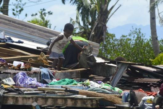 Fidżi - Jeden z najpotężniejszych cyklonów na półkuli południowej zabił co najmniej 5 osób -4