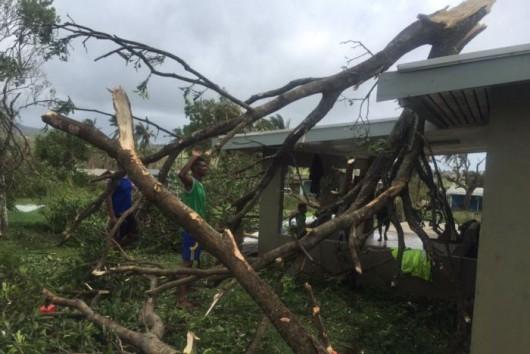 Fidżi - Jeden z najpotężniejszych cyklonów na półkuli południowej zabił co najmniej 5 osób -7
