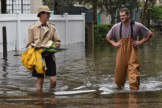 Francja - Zachód kraju pod wodą -9