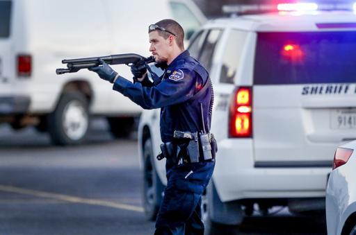 Hesston, USA - Kolejny świr strzelał z auta do przypadkowych ludzi -1