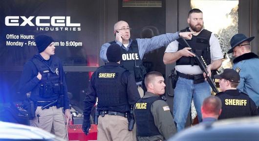 Hesston, USA - Kolejny świr strzelał z auta do przypadkowych ludzi -2