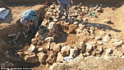 Jerozolima - Archeologowie odkryli osadę sprzed 7 lat