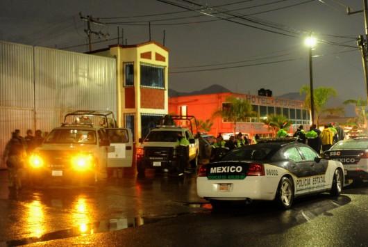 Meksyk - Skradziono samochód przewożący radioaktywny iryd-192