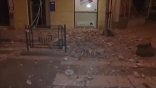 Melilla, Hiszpania - Zatrzęsła się ziemia i kilka budynków w mieście zostało poważnie uszkodzonych -3