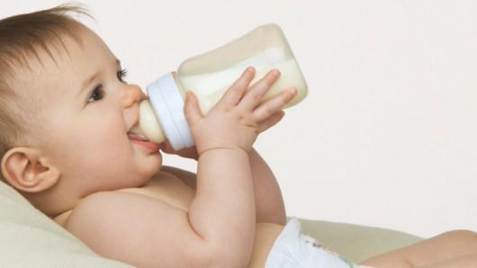 Sztuczne mleko wzbogacone omega-3