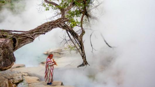 Peru - W lasach deszczowych Amazonii odkryto nadzwyczajną rzekę, która prawie się gotuje -1