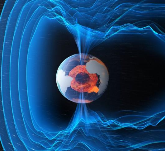 Pole magnetyczne planety