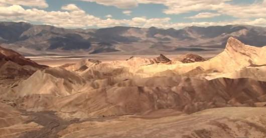 Pustynny krajobraz Kalifornii