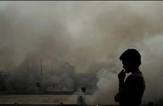 Delhi - najbardziej zanieczyszczone miasto świata