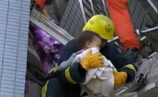 Trwa akcja ratunkowa po trzęsieniu ziemi