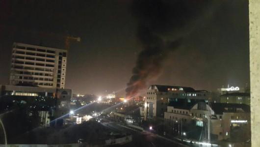 Turcja - W centrum Ankary eksplodował samochód pułapka, zginęło co najmniej 28 osób, 61 rannych -1