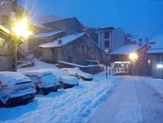 W Tunezji, Maroku, Algierii i Hiszpanii spadł śnieg -3