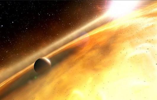 W poszukiwaniu życia na egzoplanetach NASA