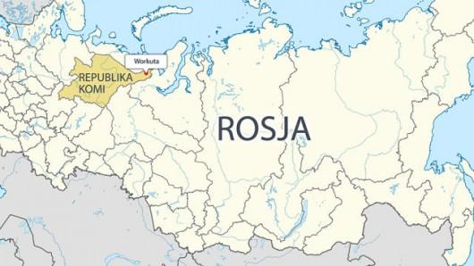 Workuta, Rosja - Dwa silne wybuchy w kopalni węgla -3