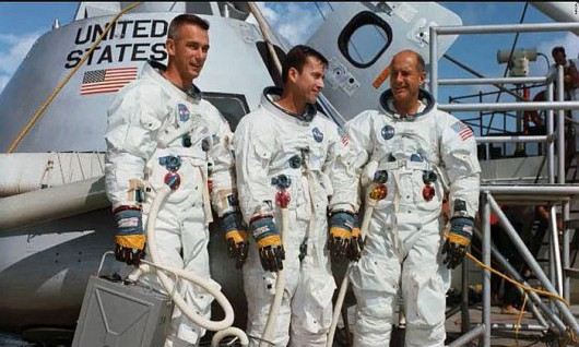 Załoga Apollo 10