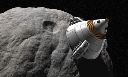 Zasoby z Kosmosu Foto: YT