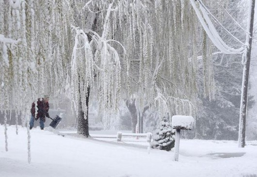 Śnieżyca w Denver -2
