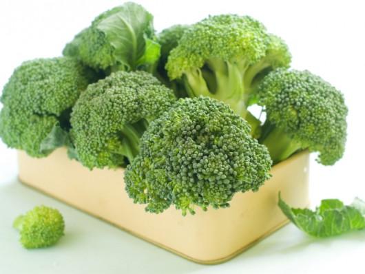 Brokuły chronią przed nowotworem wątroby