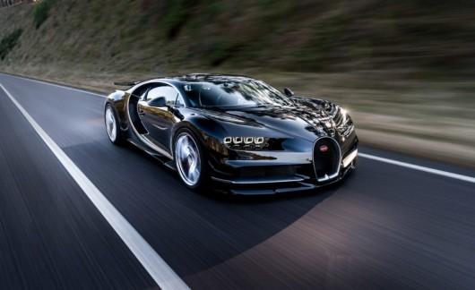 Bugatti Chiron -5