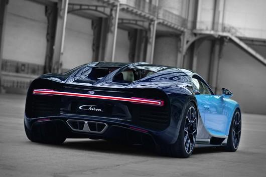 Bugatti Chiron -6