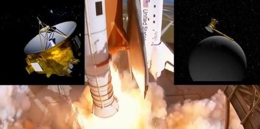 Dzisiejsze silniki mogą dotrzeć do Marsa jedynie w półtora roku