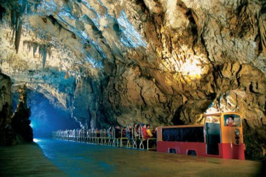Jaskinia Postojna -2