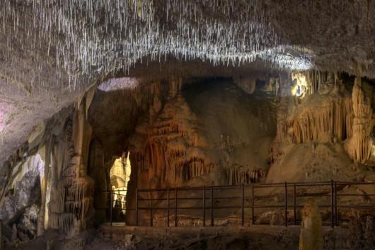 Jaskinia Postojna -4