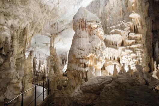 Jaskinia Postojna -6