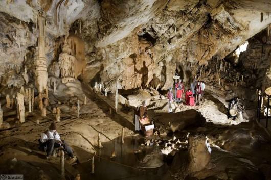 Jaskinia Postojna -7