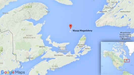 Kanada - Na Wyspach Magdaleny rozbił się mały samolot, zginęło 6 osób -2