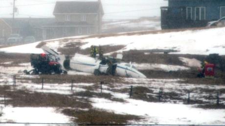 Kanada - Na Wyspach Magdaleny rozbił się mały samolot, zginęło 6 osób