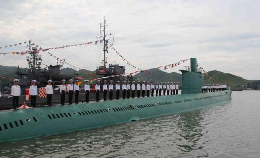Korea Północna zgubiła swój jedyny okręt podwodny