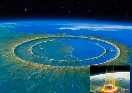 Krater Chicxulub